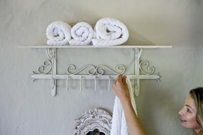 How To Hang A Wall Mounted Pot Rack Ehow
