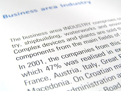 How to Format a Business Report – Format of a Business Report