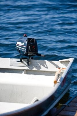 The Installation of the Lower Unit on a Mercury Outboard | Gone