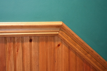 How to make your own molding ehow for Miterless crown moulding