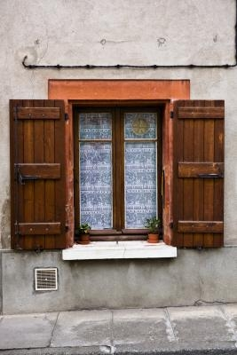 How To Make Rustic Shutters Ehow