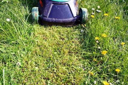 yard machine mower change