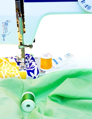how to cut a circle for sewing