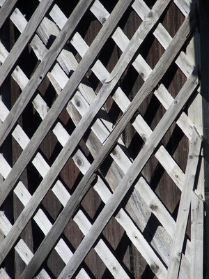 How To Install Vinyl Lattice Panels Under A Deck Ehow