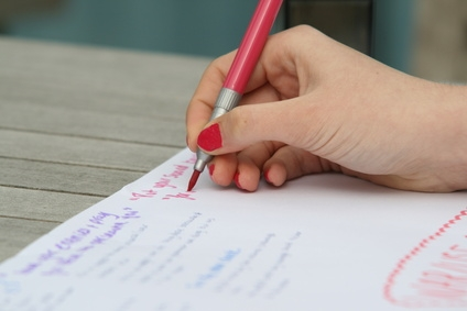 How to Write a Letter of Candidacy | Bizfluent