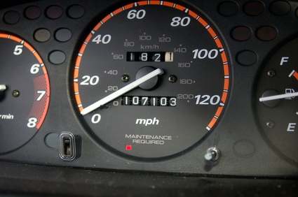 How to Recalibrate a Speedometer After a Tire Size Increase