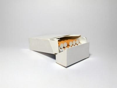 How to Make a Cigarette Box