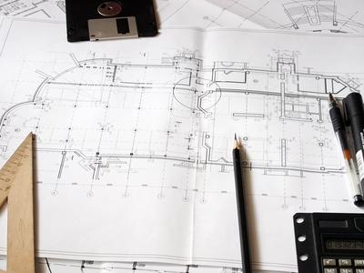 How to read foundation blueprints ehow for How to read foundation blueprints