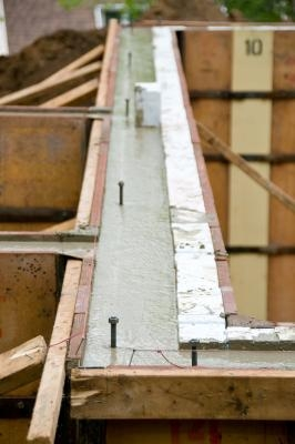 How To Anchor Walls On A Flat Concrete Slab Ehow