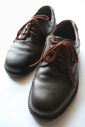 how to repair torn leather at the front of shoes ehow