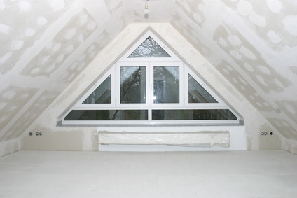How to modify roof trusses ehow for Bonus room truss design