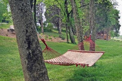 How To Install A Hammock Post Ehow