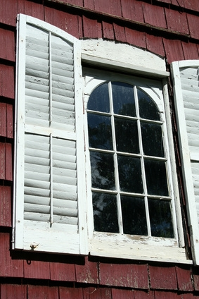 how to build outdoor shutters ehow