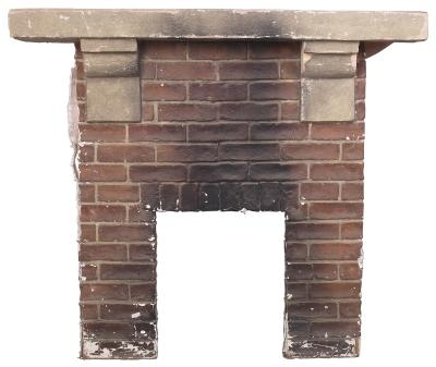 How To Clean Bricks On A Fireplace Ehow
