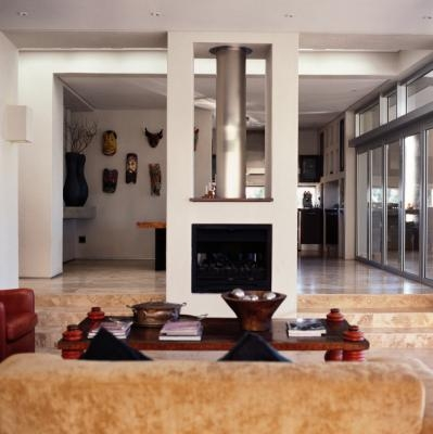 Middle Of The Room Fireplace Ideas Ehow