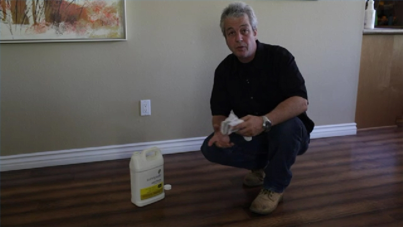 Video how do i clean pet urine stains out of hardwood for How to get paint out of wood floors