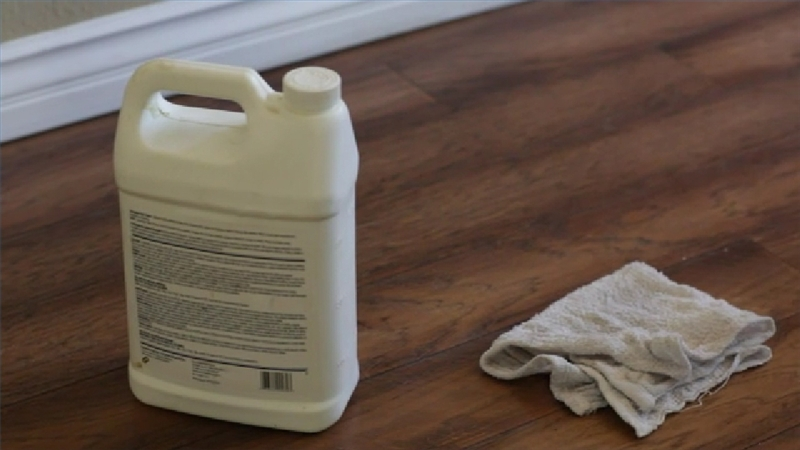 How to Get Paint Off Hardwood Floors (with Pictures) | eHow