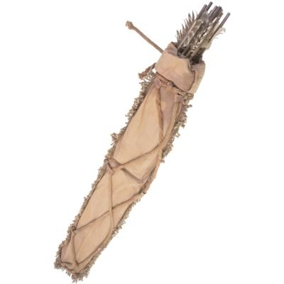 how to make a native bow