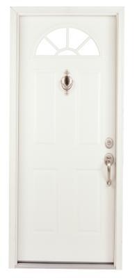 Fiberglass Vs Steel Entry Doors with