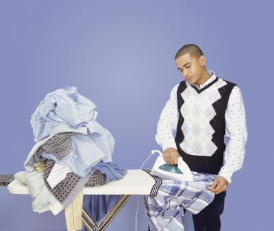 What is the difference between corn starch liquid starch for Starch on dress shirts