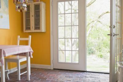 how to adjust door hinges with pictures ehow