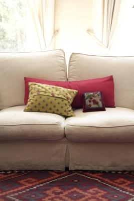 how to fix a sagging couch frame
