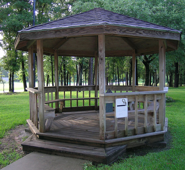 Replacement Ideas For A Gazebo Roof Ehow