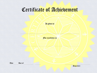 How To Make Church Certificate Awards | Our Everyday Life