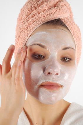 Do facial masks fix bumps