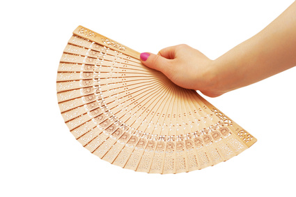How To Make A Giant Japanese Paper Fan Ehow