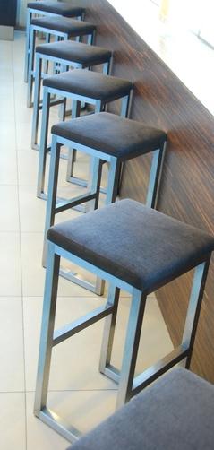 diy pvc bar stool plans ehow. Black Bedroom Furniture Sets. Home Design Ideas