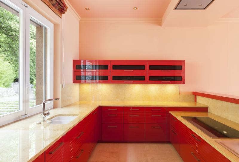 What paint colors go with red with pictures ehow - Paint colors that go with red ...
