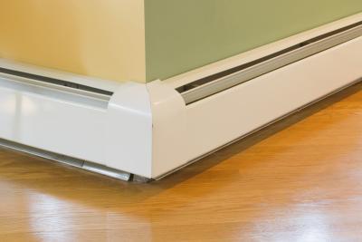 Fahrenheat Electric Baseboard Heater Installation