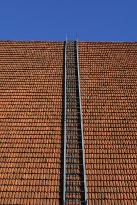 How To Work On A Steep Roof Ehow
