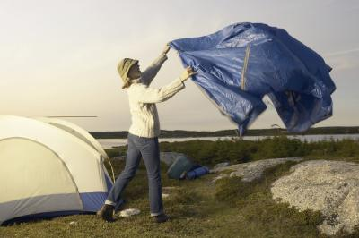 How to Set Up a Greatland 2-Room Dome Tent · 12x10 Ozark Trail ... & Instructions for the Ozark Trail 3-Dome Connection Tent | Gone ...