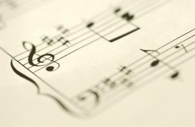a history of baritone Bass clef - symbol description, layout, design and history from symbolscom.