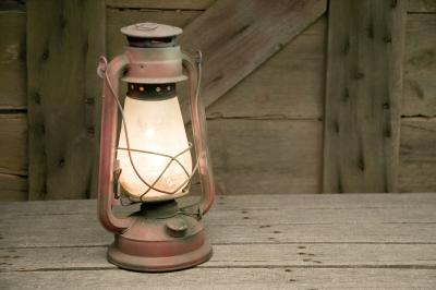 Value of Oil Lamps eHow