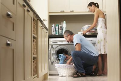 How to Replace the Sensor on a Whirlpool Cabrio Washing Machine