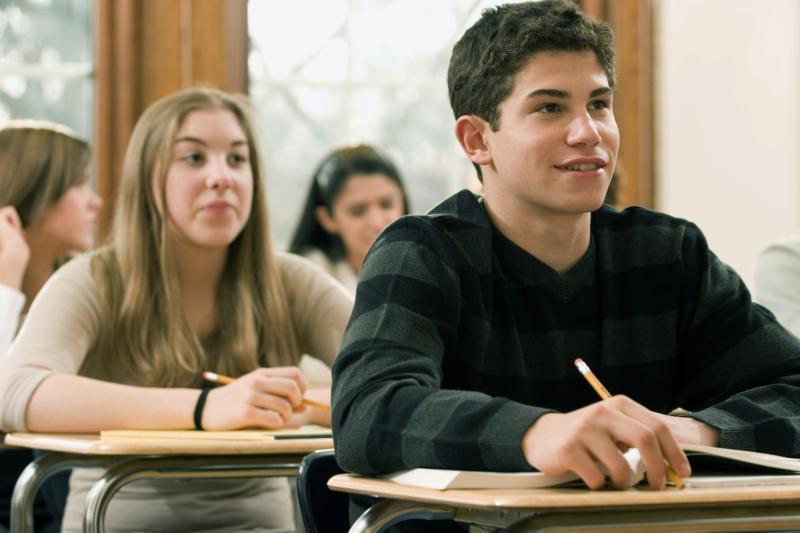 Writing High School Essays