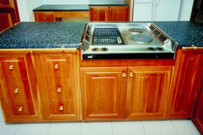 how to degrease kitchen cabinets with pictures ehow