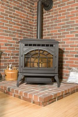 Reversing the Downdraft in a Wood Stove