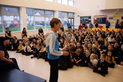 Activities for a school assembly synonym for Dance floor synonym