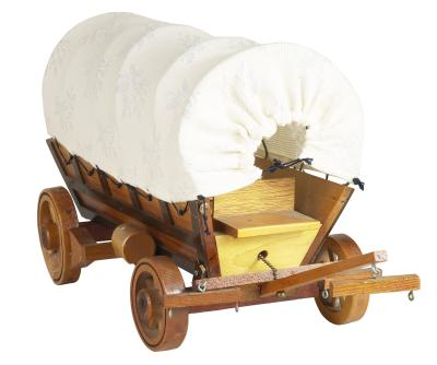 How To Build A Covered Wagon Model For Kids Sciencing