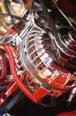 2009 sebring alternator removal