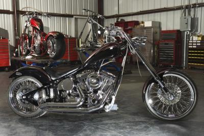 restoring motorcycle spokes