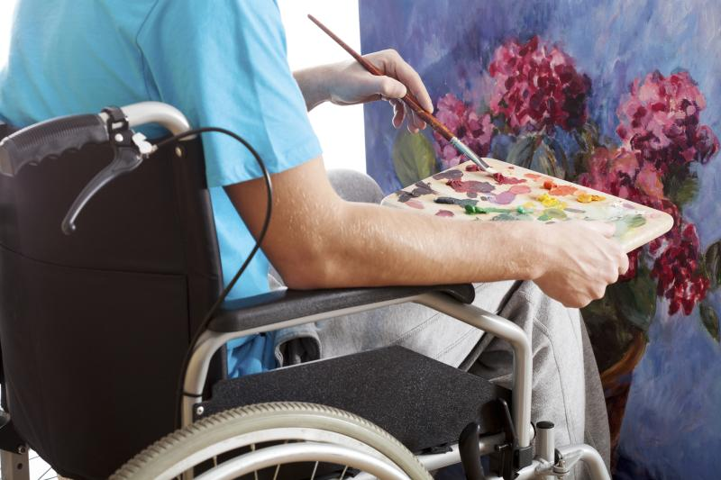 activity for disabled adult