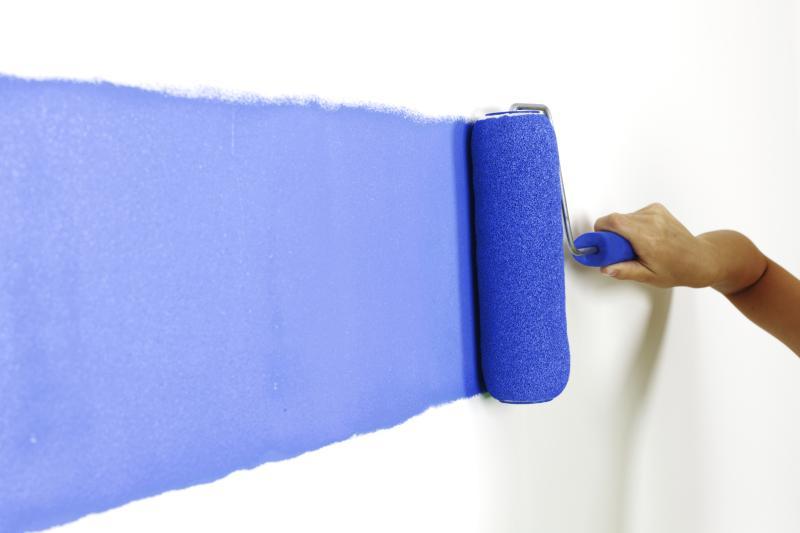 Satin Vs Semi Gloss Based Paint Ehow