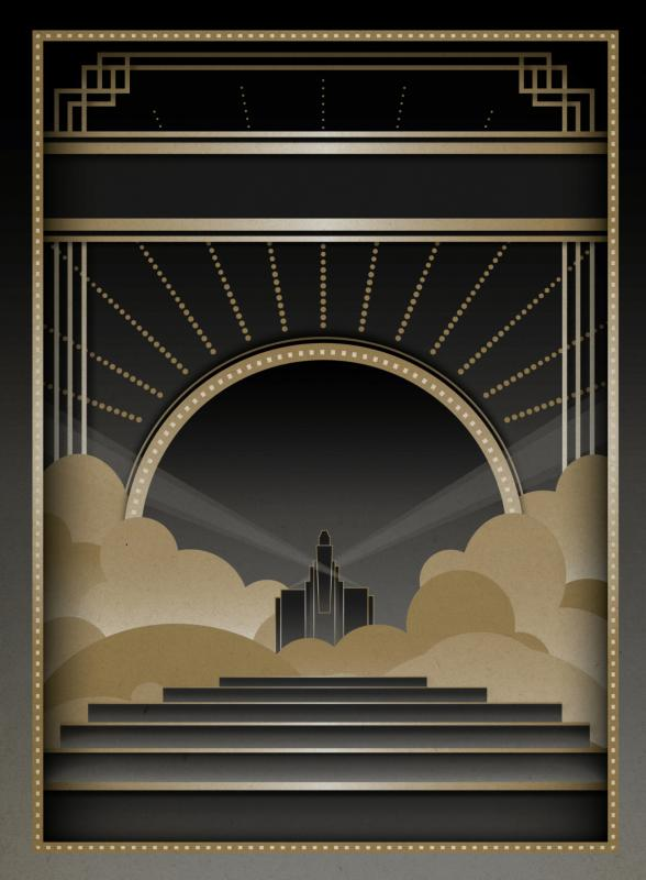 Characteristics of art deco architecture ehow for Art deco architecture characteristics
