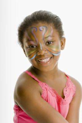 How To Make Homemade Face Paint Without Cornstarch
