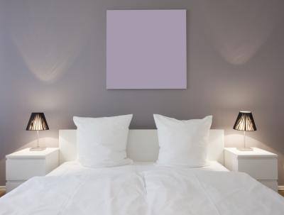 Bedside Wall Sconces Height : The Proper Height for Bedside Wall Sconces eHow